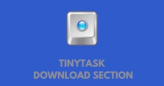TinyTask Software download